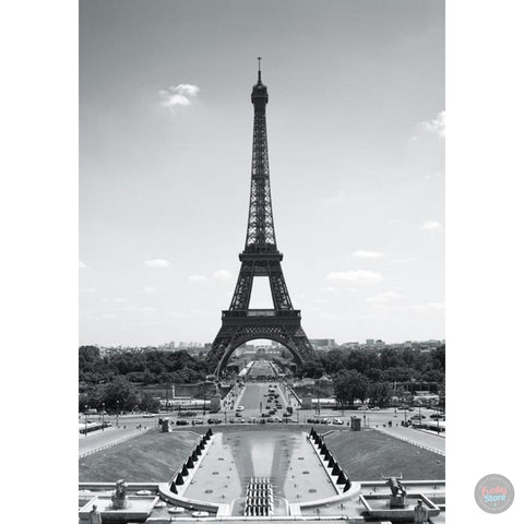 PARIS EIFFEL TOWER WALL MURAL