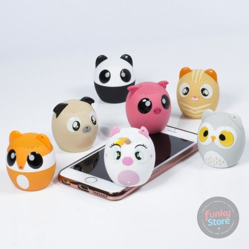 Mini Portable Bluetooth Animal Speakers