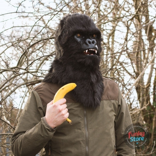 Mr Gorilla Face Mask