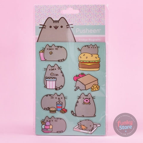 Pusheen - Fridge Magnets