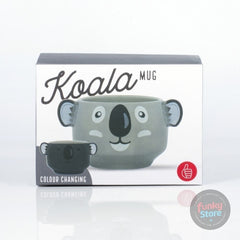 Koala Heat Changing Mug