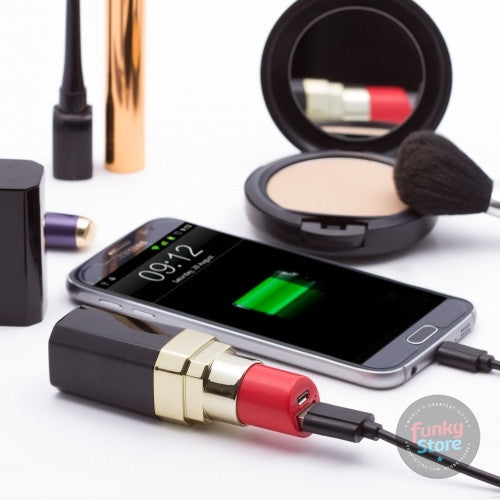 Lipstick Powerbank