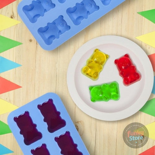 Jelly Bear Shot Mould