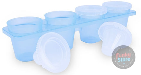 Ice Shot Glasses (4 Pack)
