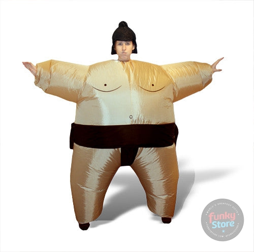 Inflatable Sumo Costume
