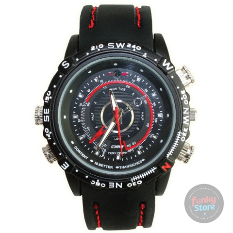 Spy Watch - 4GB
