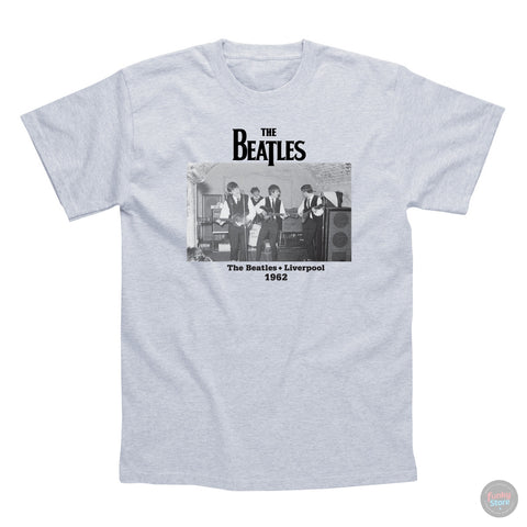 The Beatles - Cavern Club - Graphite T-Shirt