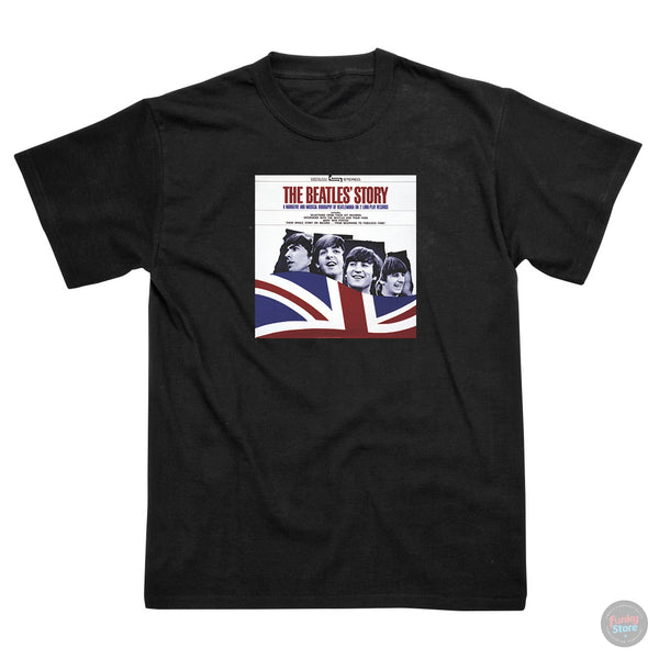 The Beatles - The Beatles Story - Black T-Shirt