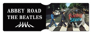 The Beatles Abbey Road Travel Pass Card Holder