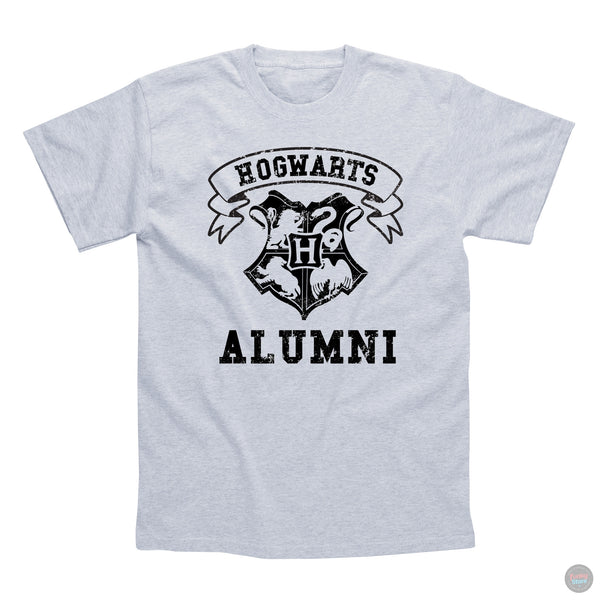 Harry Potter - Alumni - Grey T-Shirt