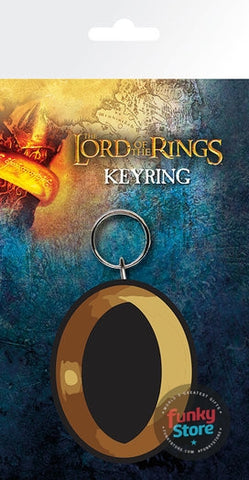 Lord of the Rings Ring Keyring