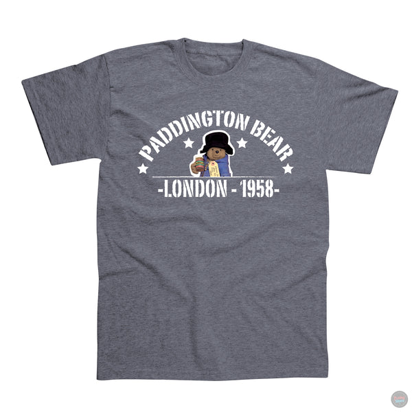 Paddington Bear - Graphite T-Shirt