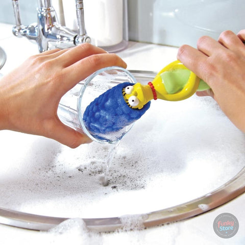 The Simpsons Washing Up Sponge