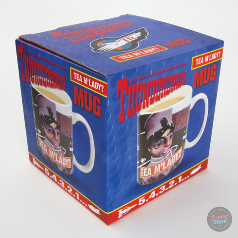 Thunderbirds Tea M'Lady Mug