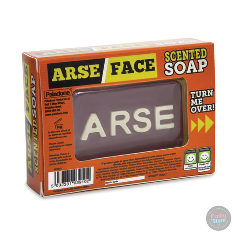 Arse/Face Soap (V2)