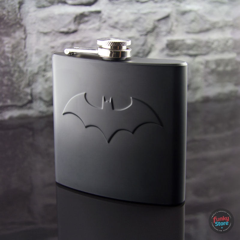 Batman Hip Flask