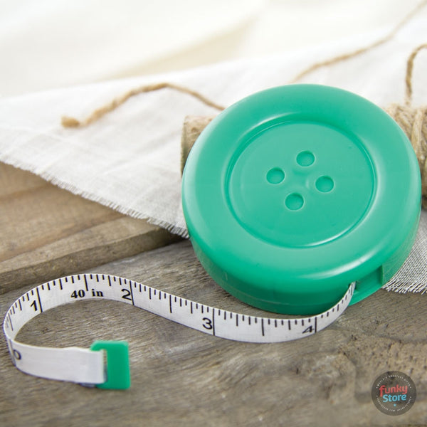 Button Tape Measure