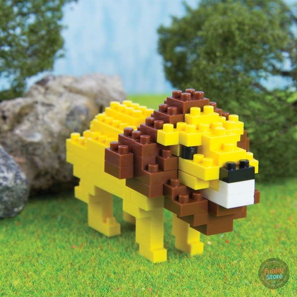 Animal Planet Pixel Bricks