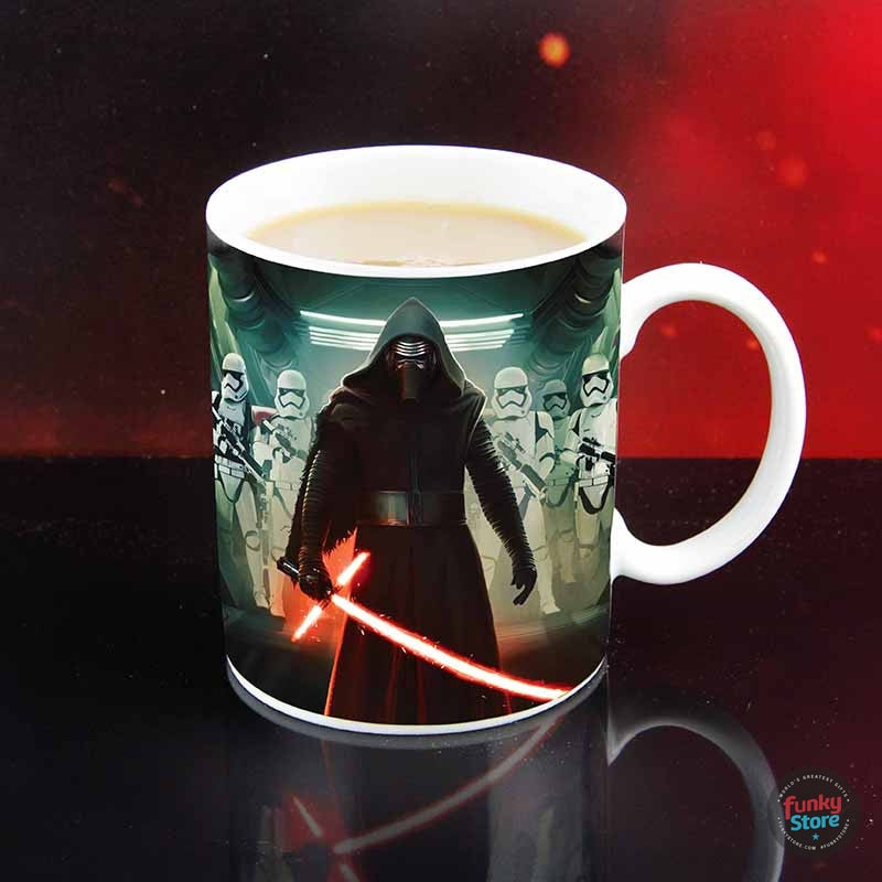 Star Wars Kylo Ren Mug