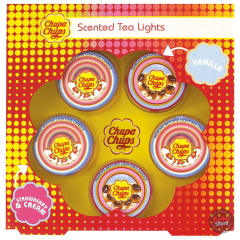 Chupa Chups Scented Tea Lights