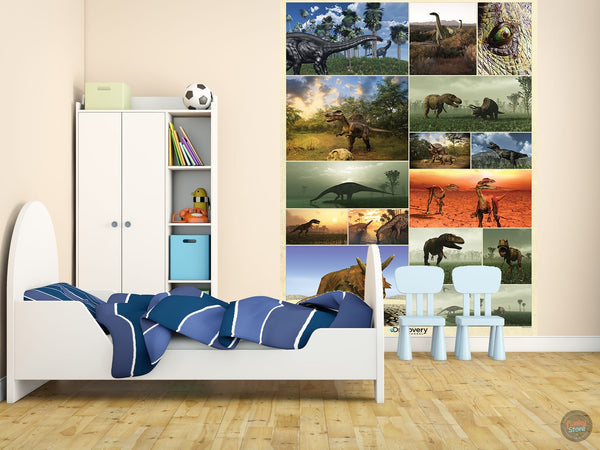 ANIMAL PLANET DINOSAUR WALL MURAL