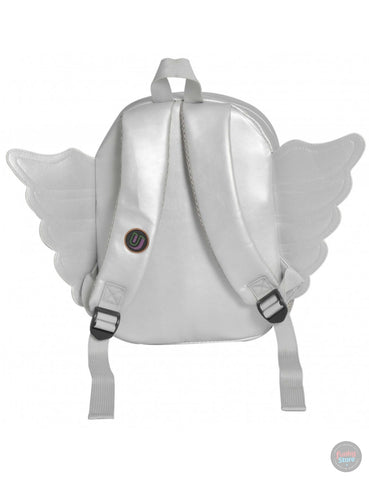 Fly Hi Divine Mini Silver Backpack