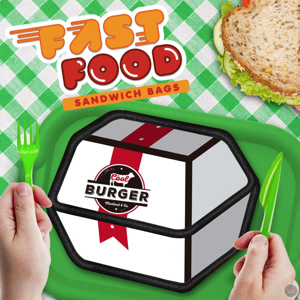 Fast Food - Burger Box