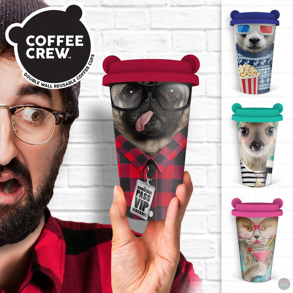 Coffee Crew - Cat