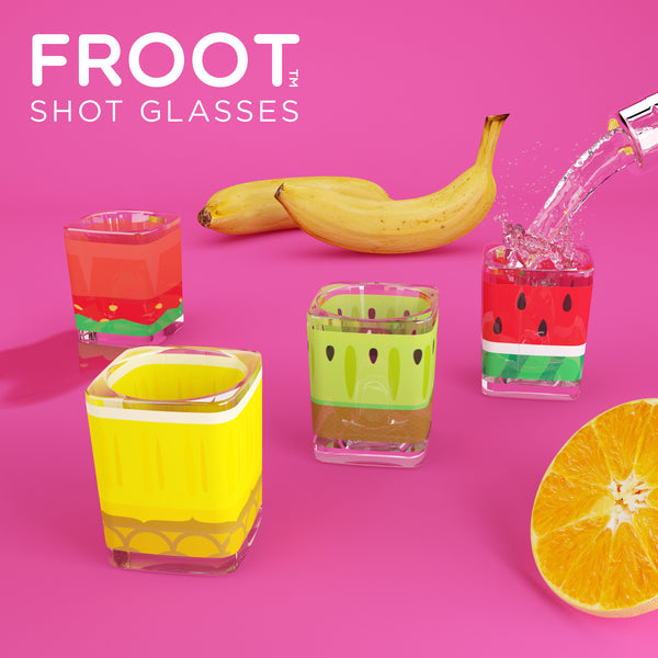 Froot Shot Glasses