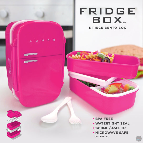 Fridge Box - Pink
