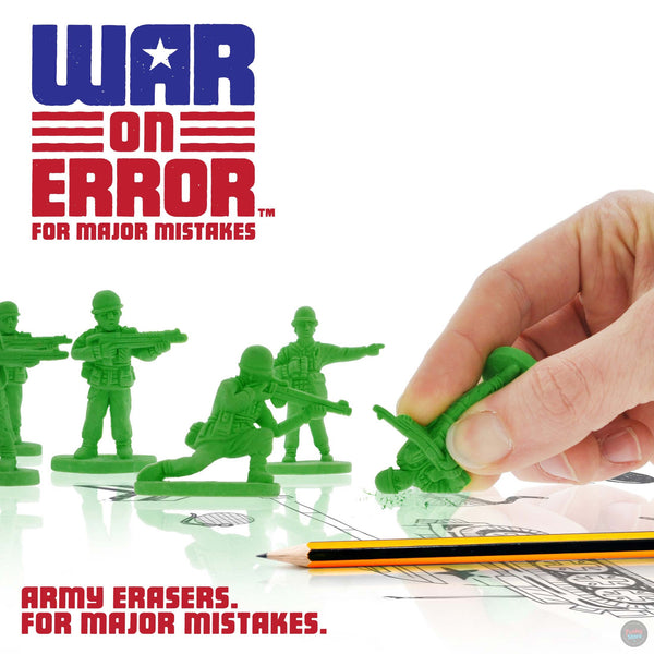 War on Error Erasers