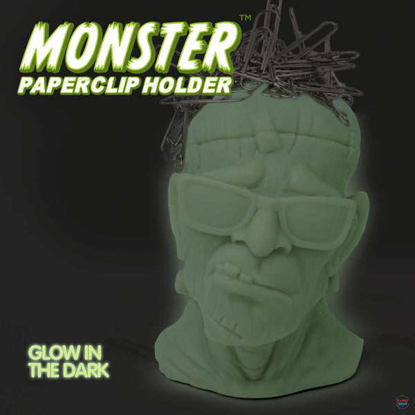 Monster Paperclip Holder