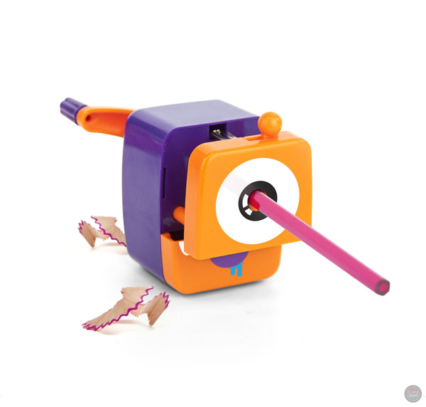 Mini Monsters Sharpeners - Orange