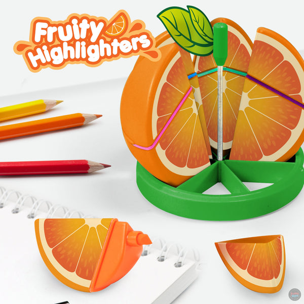 Fruity Highlighters - Orange