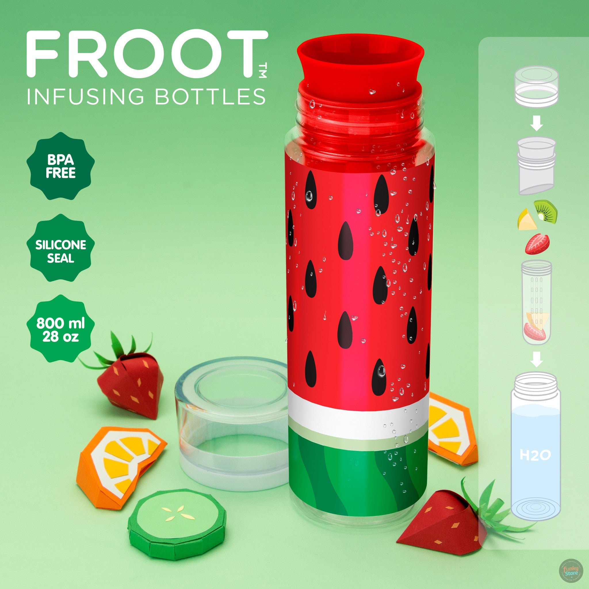 Froot Infusing Bottle