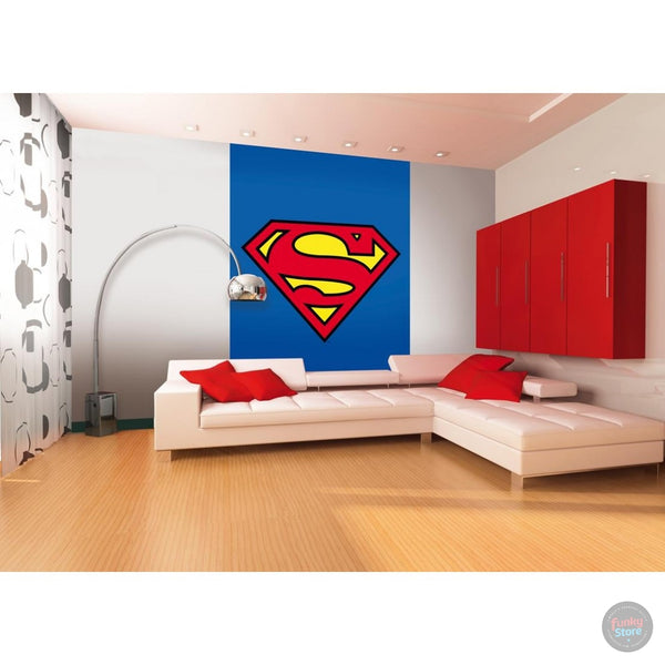 SUPERMAN WALL MURAL