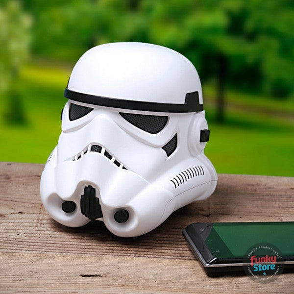 Bluetooth Stormtrooper Speaker