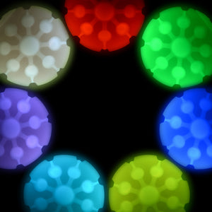 Nite Ize GlowStreak LED Ball - Disc-O