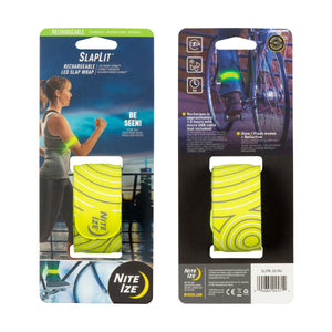 Nite Ize SlapLit Rechargeable LED Slap Wrap