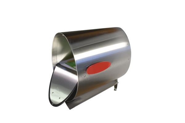 Spira Large PostBox Stainless (SPA-M001SS)