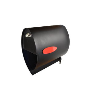 Spira Large PostBox Matte Black (SPA-M001BLK)