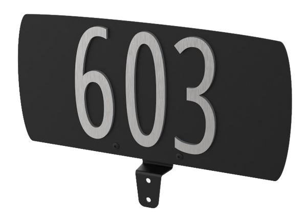 Address Plate for Postbox (SPA-A002)