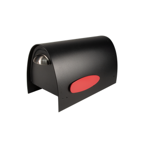SPA-M005BLK Spira Medium Mailbox (LOWEST SALE PRICE EVER!)