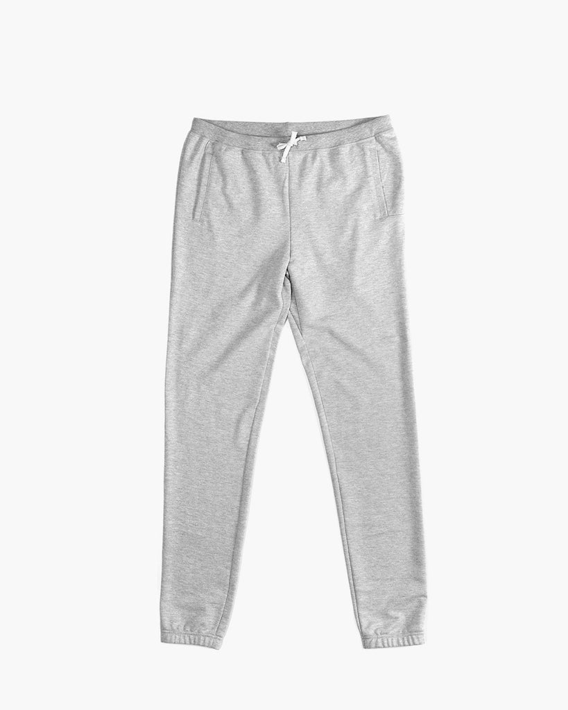 Traditional Sweatpant in Slim Unisex Cut - Lunar