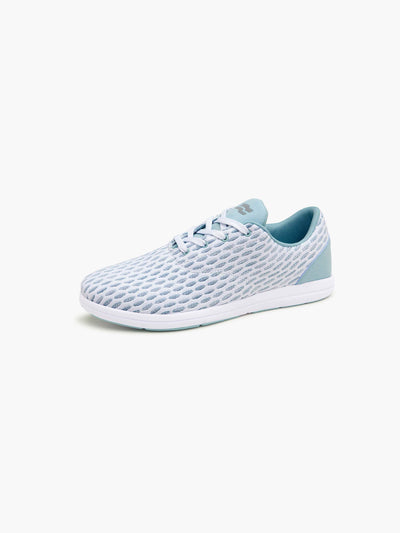 Strike Movement Chill Pill cross-training sneakers in White Dimensional Mesh