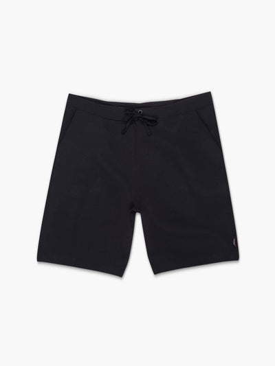 3xDry Men's Meta Boardshorts in Phantom Black is swim-ready, 4-way stretch and breathable