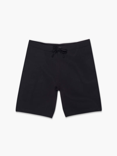 QuickDry Men's Meta Boardshorts in Phantom Black is swim-ready, 4-way stretch and breathable