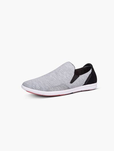 Strike Movement Traveller slip-on cross-training shoes in Lunar Grey Fleece