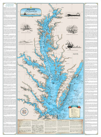 Shipwrecks of the Chesapeake Bay: Havre de Grace to Norfolk