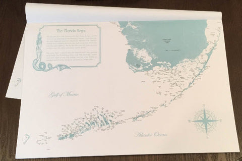 Florida Keys Placemats